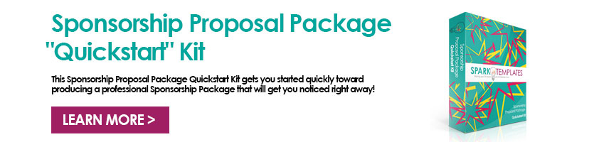 Sponsorship Proposal Kit